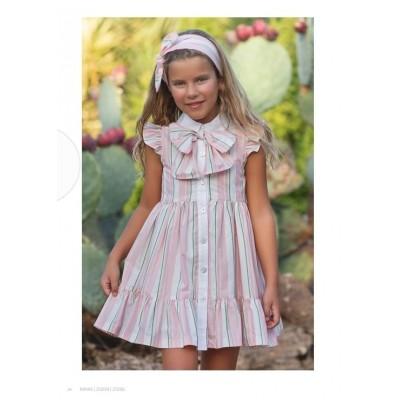 فستان بنات ماركة Rochy صناعه اسبانيه
