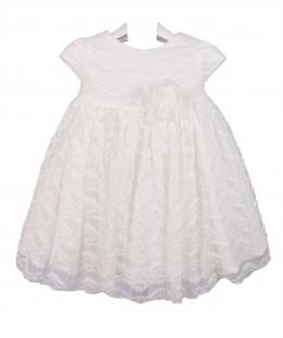 فستان مواليد بنات صناعه اسبانيه