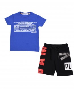Boys Set 2 Pieces By ARANCIA Made In Italy