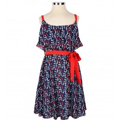 فستان بنات ماركة Byblos صناعه ايطالي