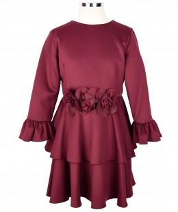 فستان بنات ماركة candela صناعه ايطالي