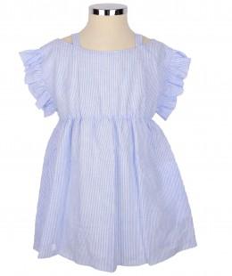 فستان بنات ماركة LeBebe صناعه ايطالي