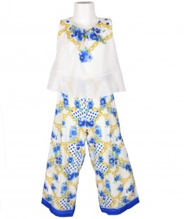 Girl Jumpsuit By Meilisa Bai Made In Italy