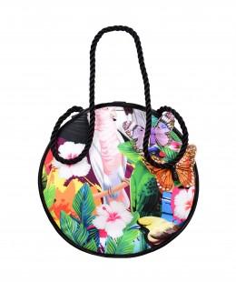 Girl Shoulder Bag Made In Spain (20cm)