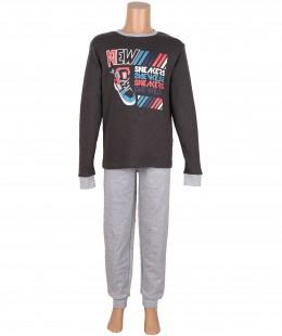 Boys Pajama Set 2 Pieces Made In Spain