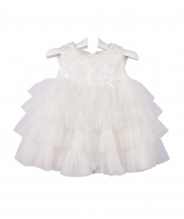 Baby Girl Dress By Val Max Made In Italy
