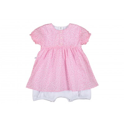 Baby Girl Overall By Absorba France ( To know available model sizes and request please contact us whatsApp 00966550520411 )