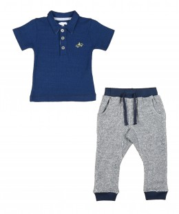Baby Boys Set by Absorba France