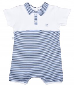 Baby Boys Overall By Absorba France