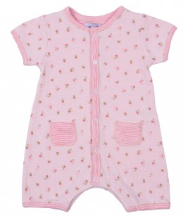 Baby Girl Overall By Absorba France
