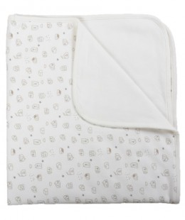Baby Pima Cotton Blanket by Absorba France