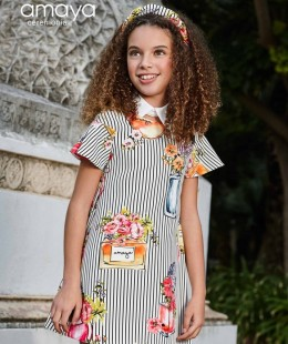 Girl Dress Made In Spain