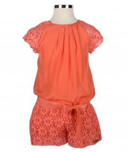 Girls Jumpsuit Made In Spain