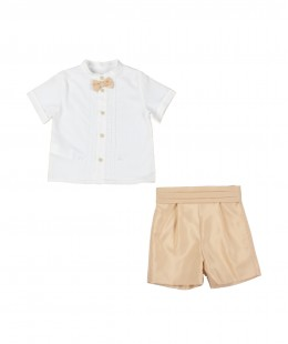 Baby Boys Set 3 Pieces Made In Spain