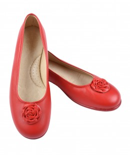 Girl Leather Shoes Made In Spain