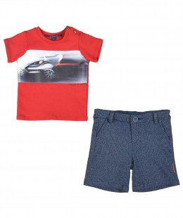 Boys Set 2 Pieces By Aston Martin Made in Italy