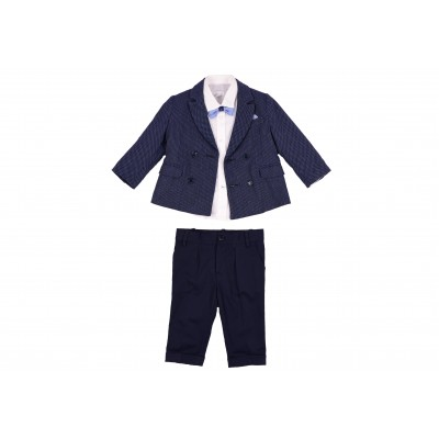 Baby Boys Set 4 Pieces By BABY A