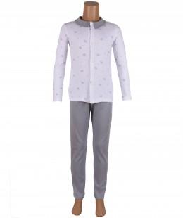 Girl Pajama Set 2 Pieces By Babidu Made Spain