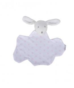 Cotton Rabbit Doudou Made In Spain
