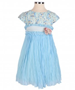 Girl Dress By Barcarola Made In Spain