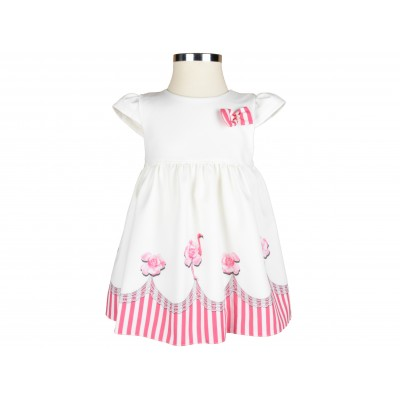 Baby Girl Dress By Best Kids ( To Know Available Model Sizes and Request Please Contact Us WhatsApp 00966550520411 )