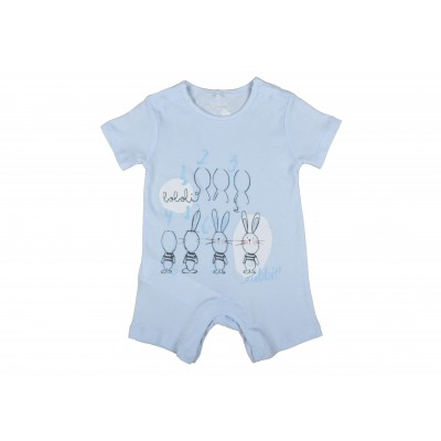 Baby Boys Overall By Boboli Spain ( To know available model sizes and request please contact us whatsApp 00966550520411 )