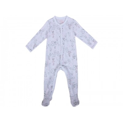 Baby Girl Overall By Boboli Spain  ( To know available model sizes and request please contact us whatsApp 00966550520411 )