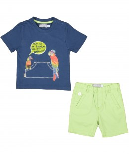 Baby Boys Set by Boboli Spain