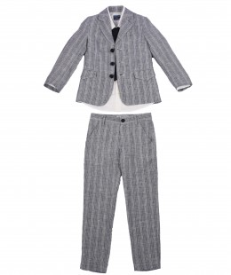 Boys Set 4 Pieces By Burani Blue Made In Italy