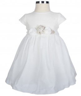 Baby Girl Dress By Bufi Made In Italy ( To know available model sizes and request please contact us whatsApp 00966550520411 )