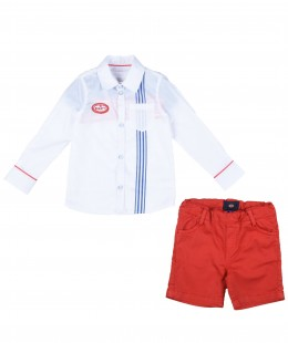 Baby Boys Set 3 Pieces By Bugatti Made in Italy