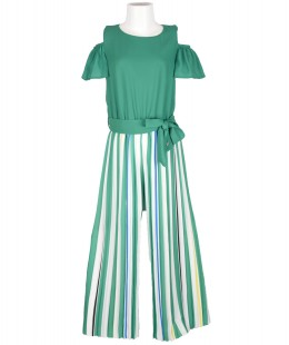 Girl Jumpsuit By Byblos Made In Italy