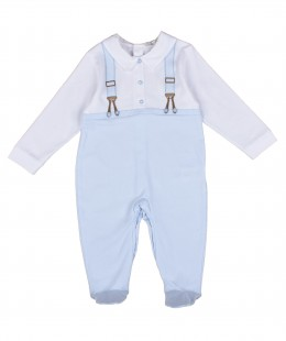 Baby Overall Made In Portugal