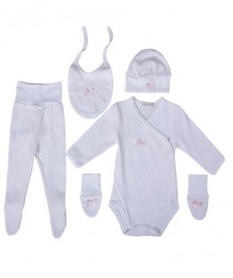 Baby Gift set 5 Pieces Made In Portugal