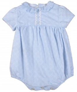 Baby Girl Overall Spanish Brand by Dolce Petit