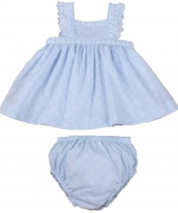 Baby Girl Dress Set By Dolce Petit