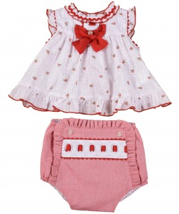 Baby Girl Set 2 Pieces By Dolce Petit