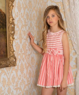 Girl Dress Spanish Brand by Dolce Petit