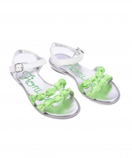 Girl Sandal by FIORUCCI Italy