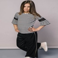 Tracksuit and T-Shirt For Girls