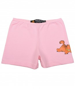 Girls Cotton Short Made In Italy