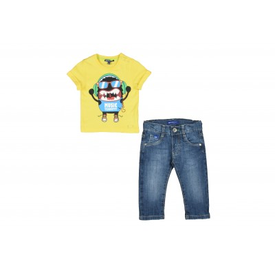 Boys Set 2 Pieces by GAS Italy