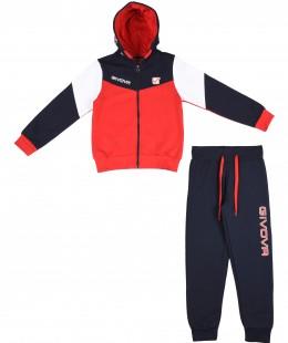 Boys Set Brand Givova by Marbel Italy