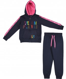 Girl Set Brand Givova by Marbel Italy