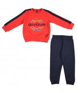 Baby Girl Set Brand Givova by Marbel Italy