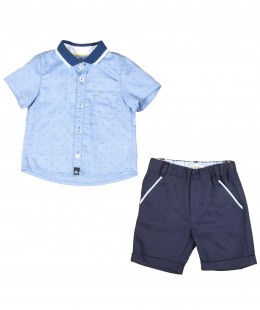Baby Boys Set by Jean Bourget France