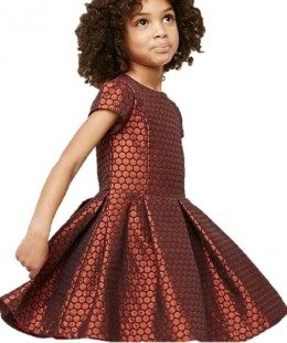 Girl Dress by Jean Bourget France