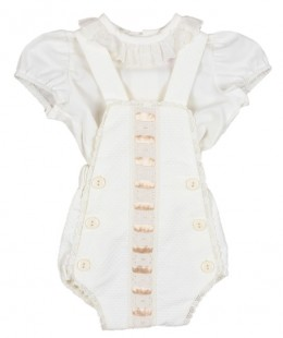 Baby Overall Made In Spain