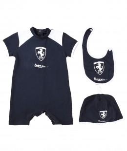 Baby Boys set 3 Pieces by Ferrari