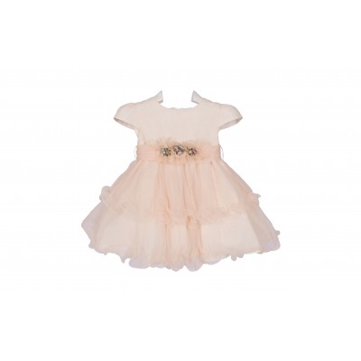 Baby Girl Dress Made In Spain